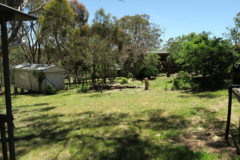 5 - an area that you have to be careful with, but most of it can be done with a lawnmower. Again looking towards the house