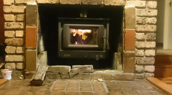 Slow Combustion Stoves